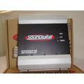 Amplificador Soundigital Sd1000.1d Sd1000 Sd 1000 + Brinde