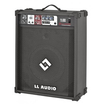 Caixa Amplificada Ll 200 Usb Multiuso P/ Violão E Microfone