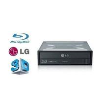Gravador Blu-ray Lg, 3d Player, 16x, Sata - Com Nota Fiscal