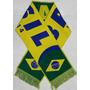 Cachecol Do Brasil Copa 2014