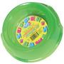 Super Comedouro Translucido Verde Duki - Meu Amigo Pet