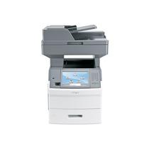 Impressora Multifuncional Laser Lexmark X656de Duplex E Rede