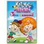 Dudu E Mimi Dvd & Karaokê *lançamento* - Dvd Infantil - Mk