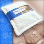 Almofada Térmica Para Cólicas - Chega De Choro - Branca