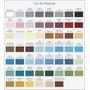 Argamassa E Rejunte Colorido Para Pastilhas E Azulejos