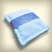 Almofada Térmica Para Cólicas - Chega De Choro - Azul