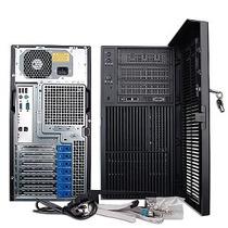 Gabinete Chassi Intel Server Servidor Sc5300 Básico F 650wts