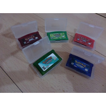 Game Pokémon Original Versão Emerald-leafgreen-ruby-firered-