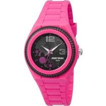 Relógio Feminino Mormaii 2035cch/8q Rosa