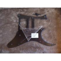 Escudo Padrão Ibanez Rg 350/550/750 Preto