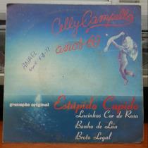 Cely Campello - Estúpido Cupido - Anos 60 -compacto De Vinil