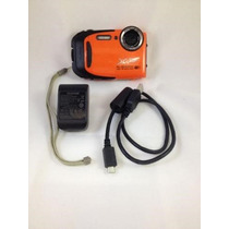 Camera Digital Fujifilm Finepix Xp70 A Prova D
