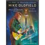 Mike Oldfield - Live In Berlin - Dvd - Veja O Video.