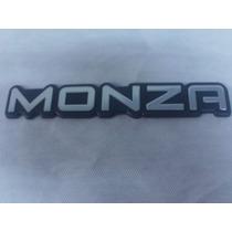 Emblema Monza Linha 91 - Mmf Auto Parts