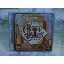 The Allman Brothers Band - Enlightened Rogues - Cd Importado