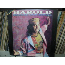 Lp Harold And The Caribbeans Reggae Universal Exx Estado