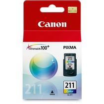 Cartucho Cl 211 Colorido - Canon P Mp250 / Mp260 / Mp280 Etc