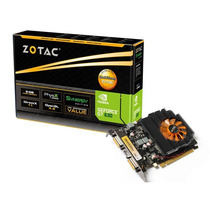Placa De Vídeo Zotac Nvidia Gt 630 2gb Ddr3 Synergy Edition