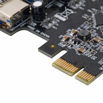 Placa Usb 3.0 Pci Ex. 5gb/s Com 4 Portas