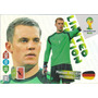 Cards Copa 2014 Adrenalyn Limited Edition Neuer Alemanha