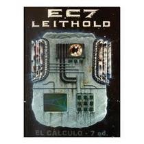 Livro Resolvido O Cálculo - 7ª Edição - Louis Leithold