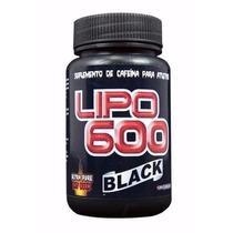 Lipo 600 Black 120cps #maravilhosoproduto