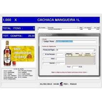 Sistema, Programa Para Controle Estoque, Vendas, Caixa E Pdv