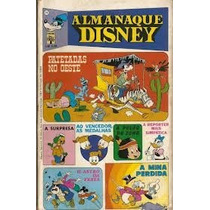 Almanaque Disney 32 Patetadas No Oeste - 1979 - Abril