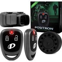 Alarme Moto Positron Controle Presença Duoblock Pro G7 2014