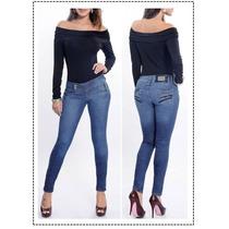 Calça Jeans Feminina - Levanta Bumbum Nova Coleção