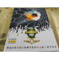Álbum Figurinhas Campeonato Brasileiro 2013 - Completo