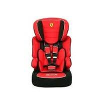 Cadeira Cadeirinha Carro Bebe 9-36 Kg Vermelha Frete Grátis