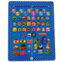 Mini Tablet Infantil Galinha Pintadinha 7polegadas Educativo