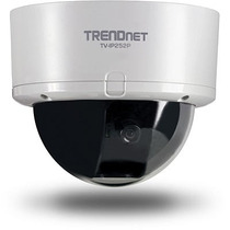 Camera Video Trendnet Ip Domo Fixa Securview Poe