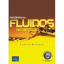 Livro Resolvido Mecânica Dos Fluidos - 2ª Edição - Brunetti