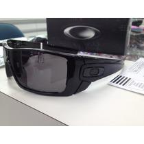Oculos Oakley Batwolf 009101-08 Polished Black W/ Warn Grey