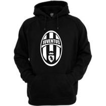 Moletom Juventus De Turim - Passeio Personalizado - Capuz