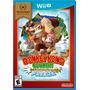 Donkey Kong Dk Country Tropical Freeze Wii U E-sedex 6,07