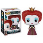 Queen Of Hearts - Rainha De Copas - Alice - Pop! Funko