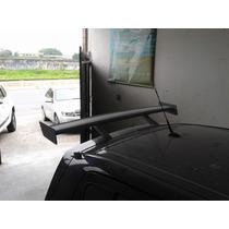 Aerofolio Asa Gol Astra Palio Para Hatch Em Fibra S/ Pintar
