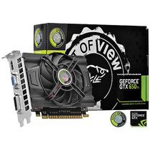 Gpu Geforce Gtx650 2gb Gddr5 Dvi/hdmi/vga Point Of View