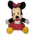 Pelúcia Minnie Gigante 80cm Disney Decoração Festa Vermelho