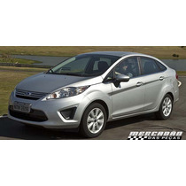 Porta Traseira Ld New Fiesta Sedan 2011