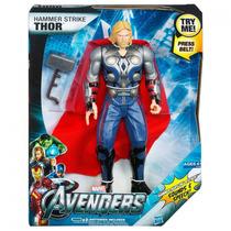 Boneco Vingadores Avengers De Ataque Thor - Hasbro 37496