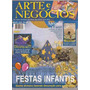 Artesanato - Arte E Negócios Nº 02 Festas Infantis