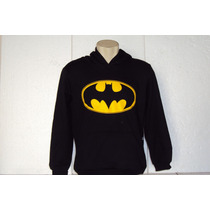 Blusa Moletom Batman