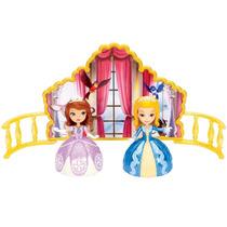 Mini Bonecas Princesinha Sofia - Irmãs Dançarinas - Mattel