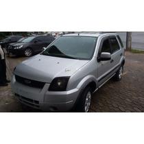 Sucata Ford Eco Sport 1.6 Ano 2004- Motor Câmbio Peças