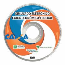 Simulado E Provas Do Concurso Da Caixa Econômica Federal