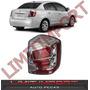 Lanterna Nissan Sentra Lado Direito Ano 2010 2011 2012 2013